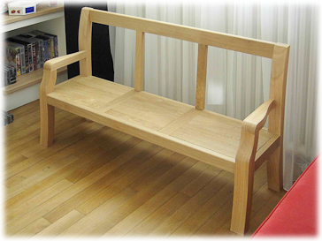 banc d 39 int rieur. Black Bedroom Furniture Sets. Home Design Ideas